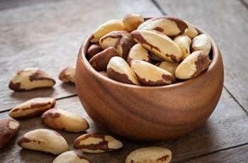 As A Selenium Supplement - Brazil Nuts
