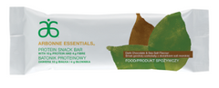Arbonne Essentials Protein Snack Bars - Dark Chocolate & Sea Salt UK