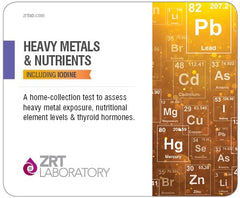Heavy Metals and Nutrients Profile