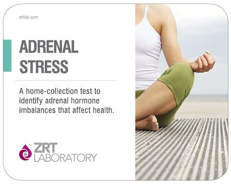 Adrenal Test Kit - Hormone Lab UK