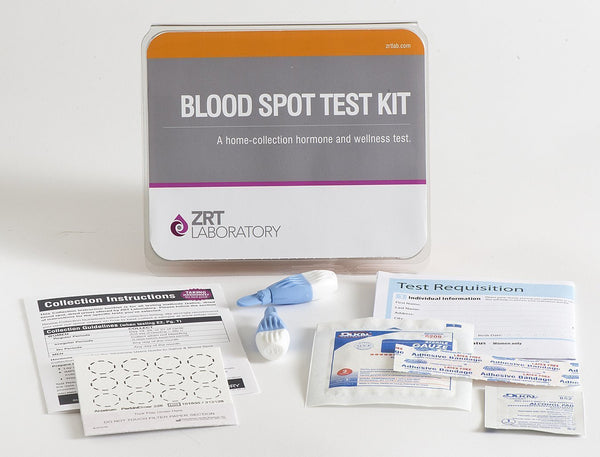 Cortisol Test Kit - Hormone Lab UK