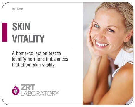 SKIN VITALITY PROFILE (SALIVA AND BLOOD SPOT)