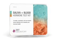 Saliva and Blood Hormone Test
