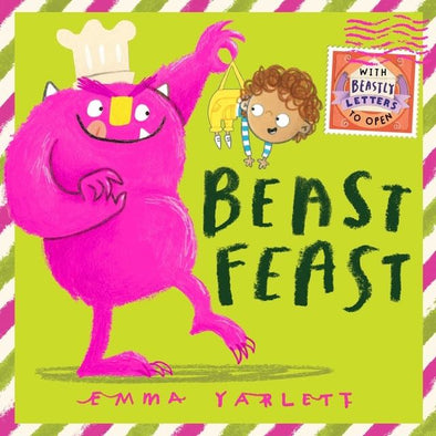 Author/ Illustrator Emma Yarlett Event - Beast Feast