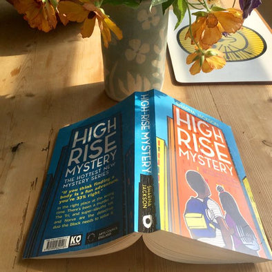 Book Review- The High Rise Mystery by Sharna Jackson