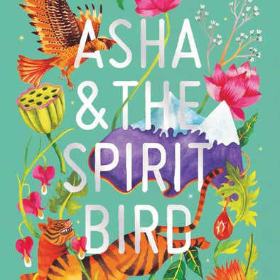 Book Review 3 - Asha & the Spirit Bird