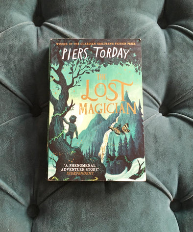 The Lost Magician by Piers Torday- front cover
