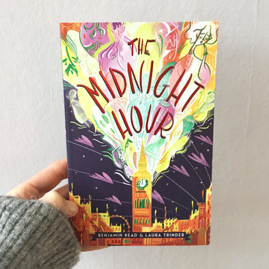 Book Review 2- The Midnight Hour by Benjamin Read and Laura Trinder