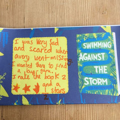 Jess Butterworth 'Swimming Against the Storm'