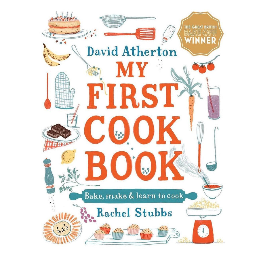David Atherton My First Cookbook