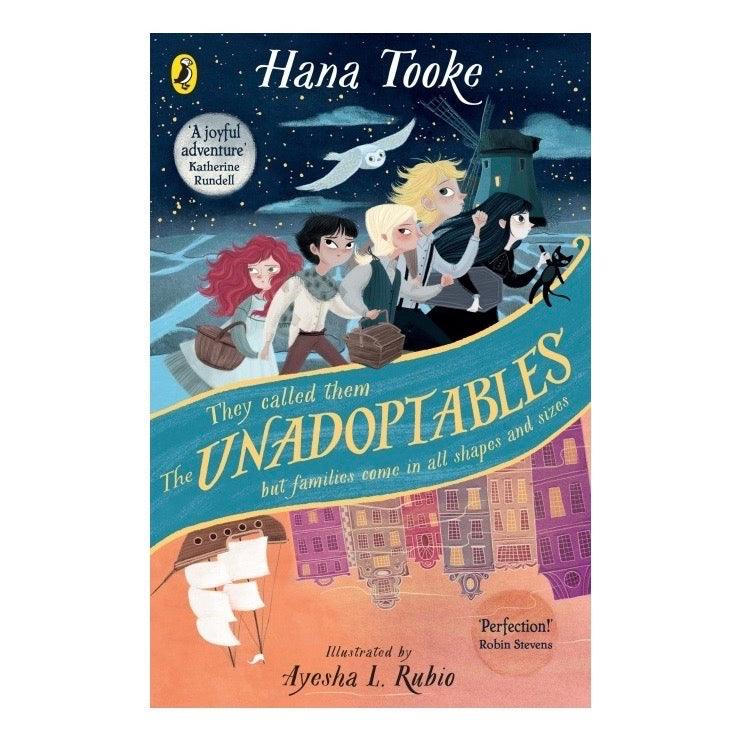 The Unadoptables by Hana Tooke