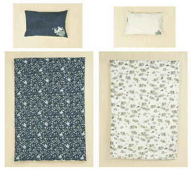 Forivor's Hidden Foxes and Tumbling Pegasus Duvet Set
