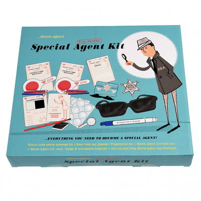 Special Agent Kit