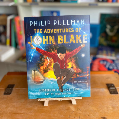 Philip PullmanThe Adventures of John Blake