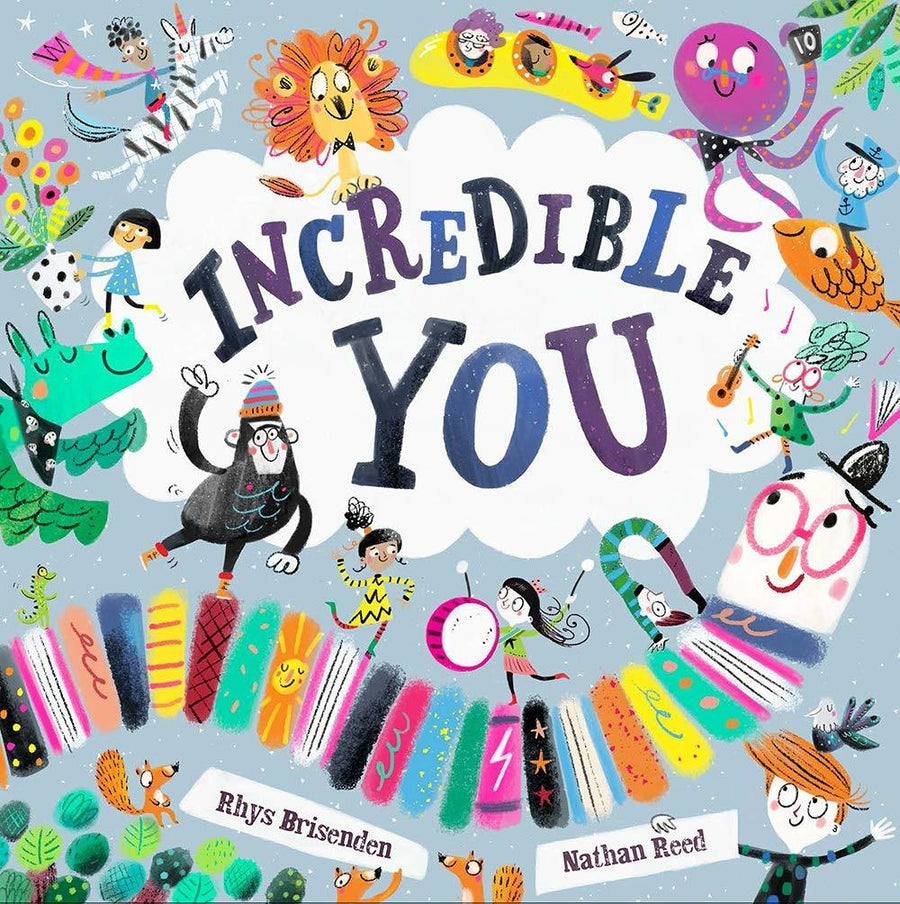 Incredible You By Rhys Brisenden & Nathan Reed