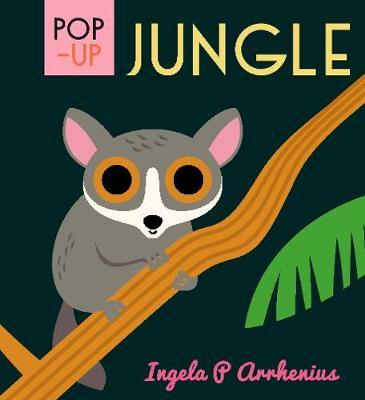 Pop-up Jungle (Hardback) Ingela P Arrhenius (author,illustrator)
