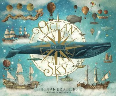 Ocean Meets Sky by The Fan Brothers