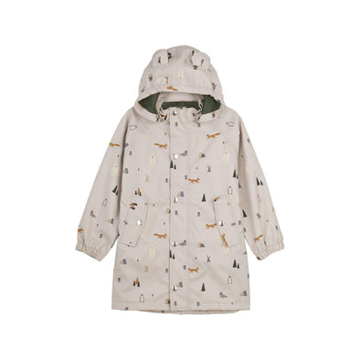Liewood Blake Long Raincoat - Mini - Arctic Mix
