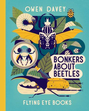 Bonkers ABout Beetles by Owen Davies