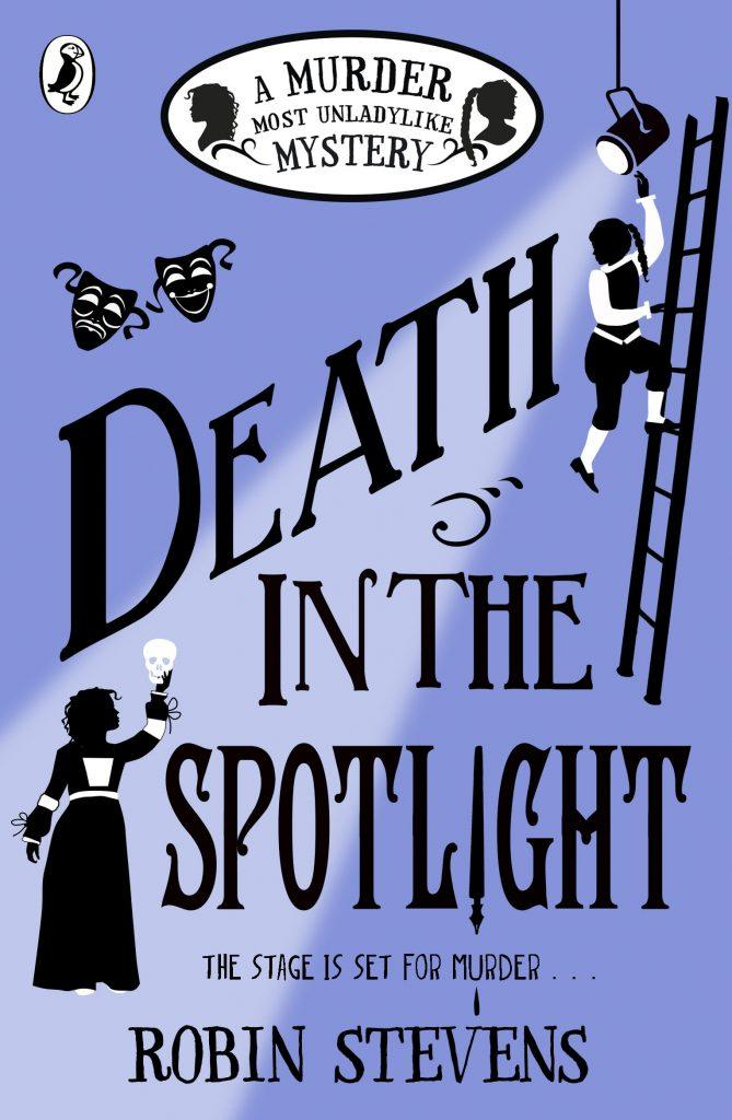 Death in the Spotlight by Robin Stevens