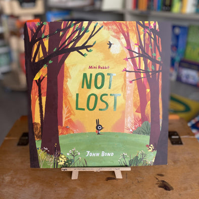 Not Lost by John Bond