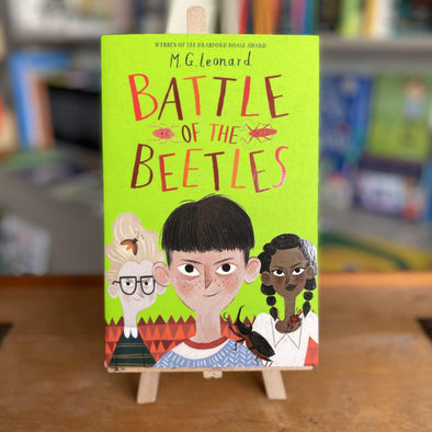 Battle of the Beetles by MG Leonard