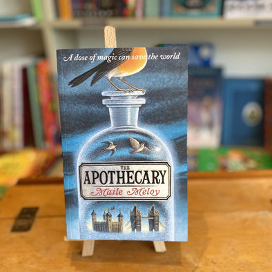apothecary by Maile Meloy