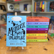 Murder Most Unladylike series by Robyn Stevens