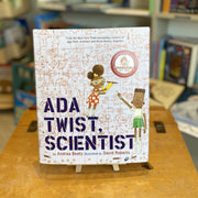 Ada Twist Picture Book Cover- Andrea Beaty