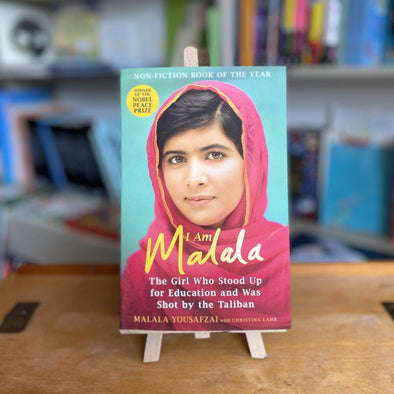 I Am Malala -Malala Yousafzai (author), Christina Lamb (author)
