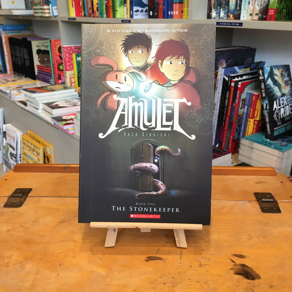 Amulet - The Stonekeeper -Book 1