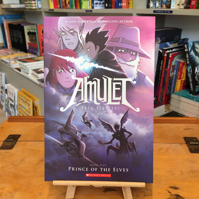 Amulet - Prince of the Elves - Book 5