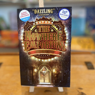 The Nowhere Emporium by Ross Macenzie