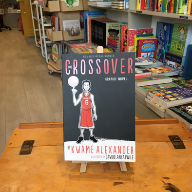 The Crossover Graphic Novel by Kwame Alexander