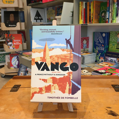 Vango Book 2 by Timothee De Fombelle
