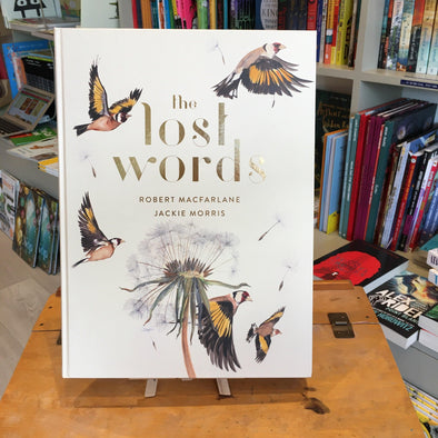 Lost Words by Jackie Morris and Robert Macfarlane