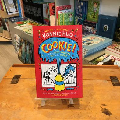 Cookie by Konnie Huq pb