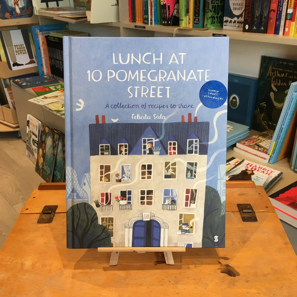 Lunch at 10 Pomegranate Street by Felicita Sala