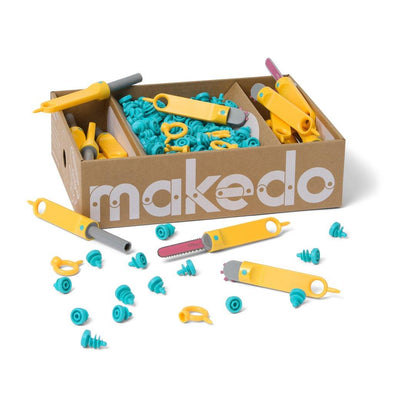 Makedo Invent 336 Pieces