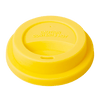 yellow silicone lid
