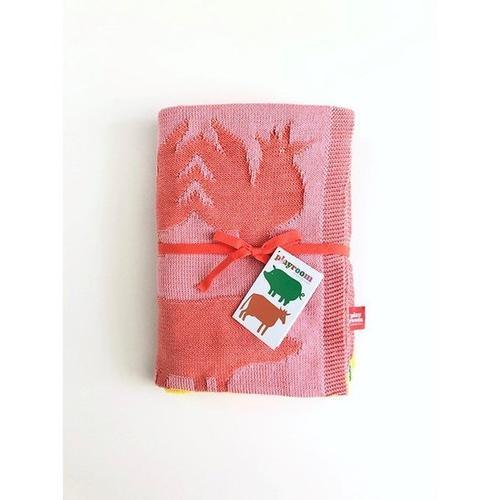 Playroom Cotton and Bamboo Mix Blanket