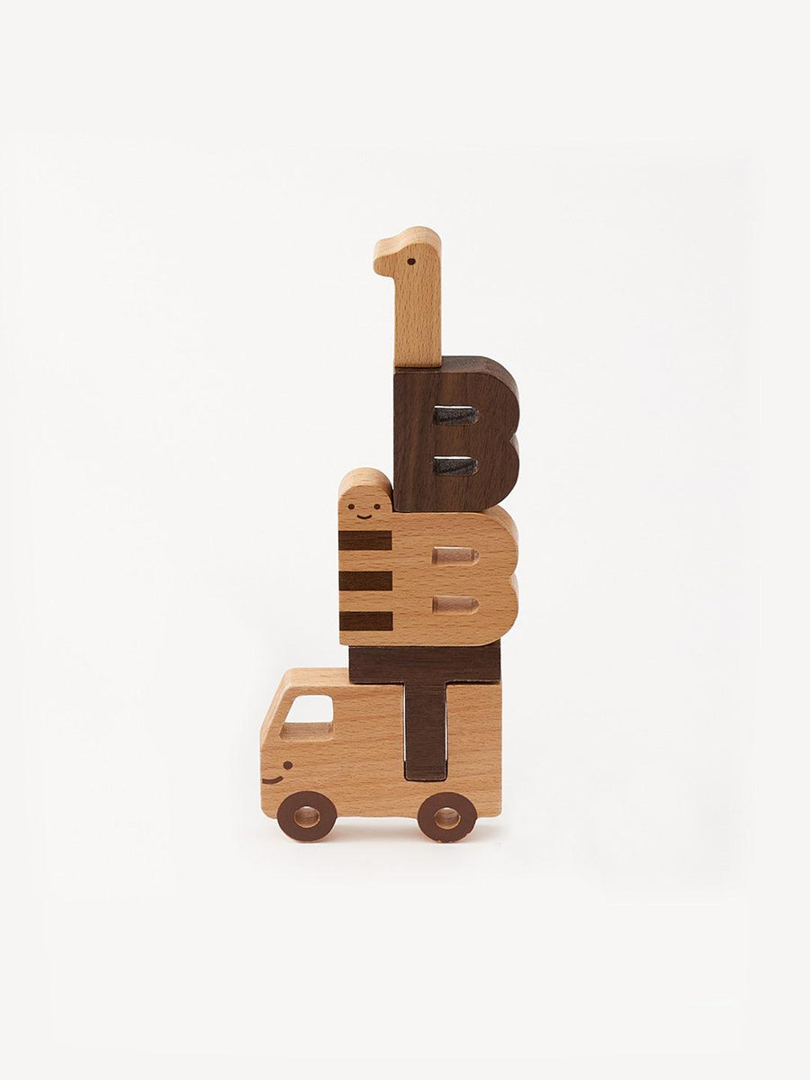 Alphabet Play Blocks- by Oioiooi