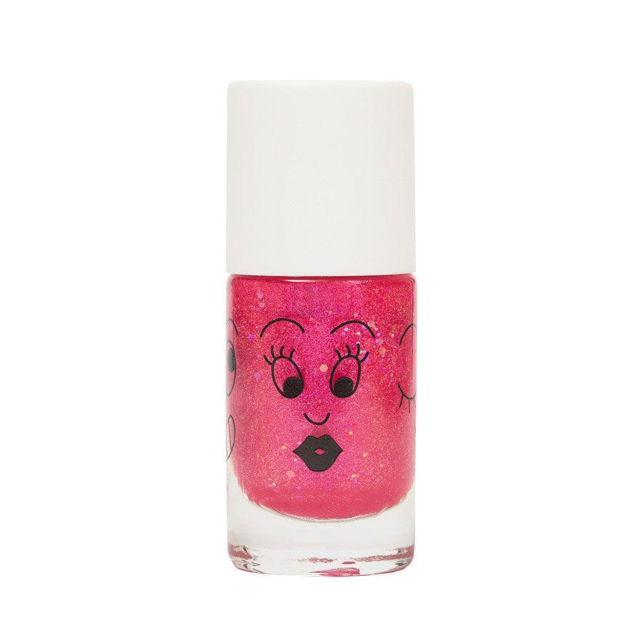 Nailmatic Sheepy Pink Glitter - Kids Nail Polish