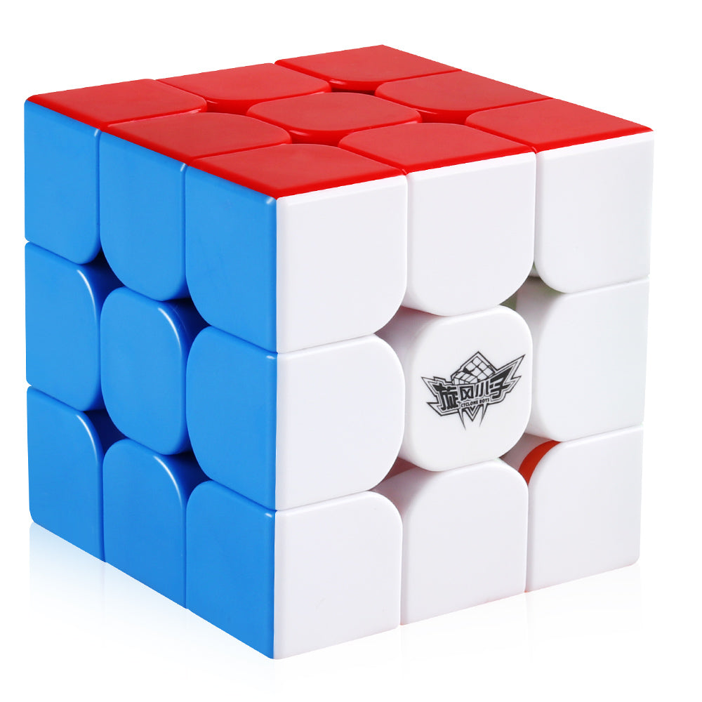 Cyclone Boys 3x3 Magnetic Speed Cube Stickerless (FeiJue M Version)