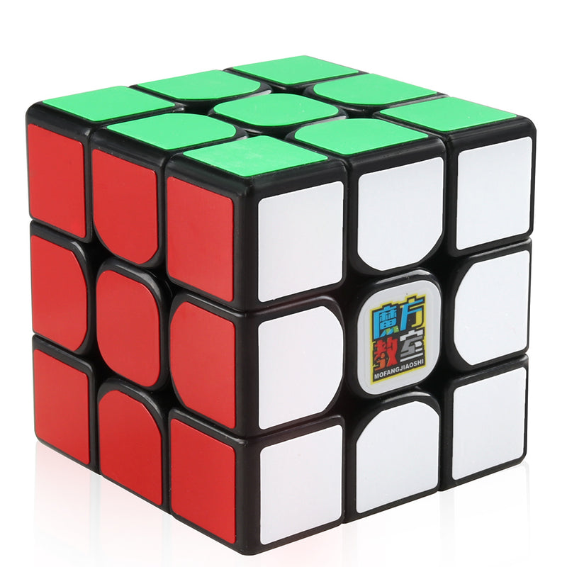 D-Fantix Moyu Cubing Classroom MF3RS2 3x3 Speed Cube MF3RS 2 V2 Puzzle Toy Black