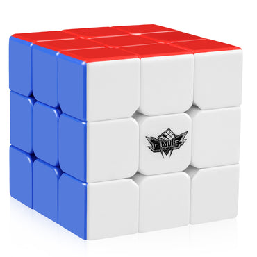 D-FantiX Cyclone Boys 3x3 Speed Cube Stickerless Magic Puzzles 57mm (Xuanfeng Version)