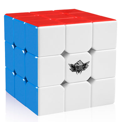 D-FantiX Cyclone Boys 3x3 Speed Cube Stickerless (56mm)