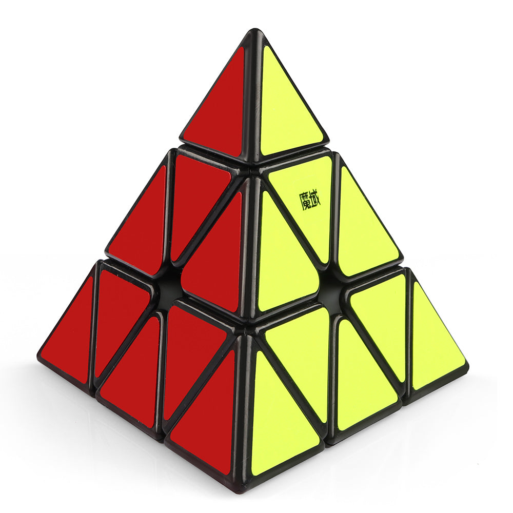 D-FantiX Moyu Magnetic Pyramid Speed Cube