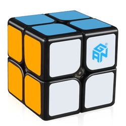 D-FantiX GAN249 V2 M 2x2 Magnetic Speed Cube Black