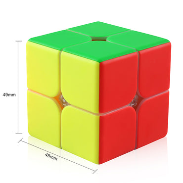 D-FantiX GAN249 V2  2x2 Speed Cube  Magic Cube Puzzle Toy